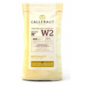 Callebaut - Chocolate drops, white chocolate, 1 kg