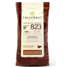Callebaut - Chocolat brun, en pistoles, 1 kg