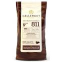 Callebaut - Dunkel Schokoladen Drops, 1 kg