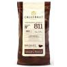 Callebaut - Chocolat noir, en pistoles, 1 kg