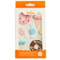 Decora Sugar decoration sweets, 7 pieces
