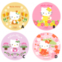 Disque en azyme Hello Kitty,  21 cm
