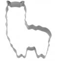 Ausstechform Alpaka, circa 4 cm