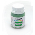 Magic colors - Choco Supa-powder colorant green, 5 g