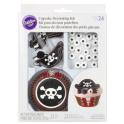 Pirate Cupcake Combo Pack, for 24 cupcakes