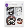 Wilton Ensemble cupcakes pirate, pour 24 cupcakes