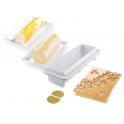 Silikomart - Starlight, Christmas log kit