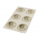 Silikomart - Moule Bollicine (Small Bubbles), Ø70 mm x 6