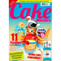 Cake Masters Magazine, French, August 2018