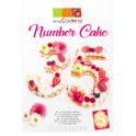 ScrapCooking - 9 plastic numbers templates