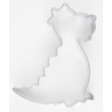 Cookie cutter Dragon, approx. 6.5 cm