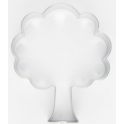 Cookie cutter tree, approx. 6 cm