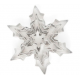 Cookie cutter ice crystal, set of 5