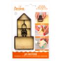 Decora - Ausstechform klein Haus 3D