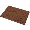 Silikomart - Texture mat hearts Magic Love, 250 x 185 mm
