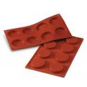 Silikomart - silicone mold florentins, Ø 60