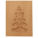 Staedter - Cookie mold Christmas tree, 5.5 x 8 cm