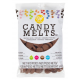 Wilton - Candy Melts® couleur cacao clair, 340 g (new logo)