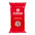 Renshaw - pastillage fleurs et modelage rouge,  250 g
