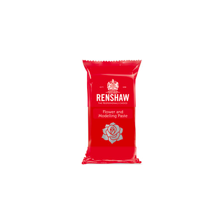 Flower Gumpaste Renshaw Red, 250 g