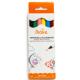 Decora - Food Pens, 6 Colors set