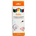 Decora - Lebensmittelfarben Stifte, 6 Farben