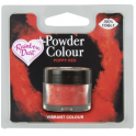 Powdered color Plain and Simple poppy red, 3 g