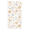 Decora - Flakes & stars Gift Bags, 20 pieces