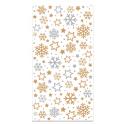 Decora - Stern & Flocken Geschenkbeutel, 20 Stück