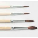 Culpitt - Decorating Brush Set, 4 pieces