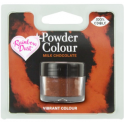 RD - Powder colour brown milk chocolate, 2 g