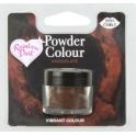 RD - Colorant alimentaire en poudre brun chocolat, 2 g