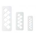 PME - Emporte-pièce multiple géométrique, lanterne marocaine