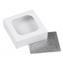 Wilton - treat boxes with window, 3 pieces