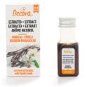Arôme Extrait naturel de Vanille Bourbon de Madagascar, 20 ml