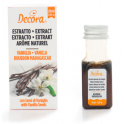 Decora - Madagascar Bourbon Vanilla extract, 20 ml