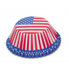 Cupcake liners USA, 50 pieces