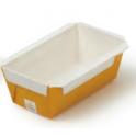 Decora - Caissette cuisson cake, 121x57x47 mm, 5 pièces