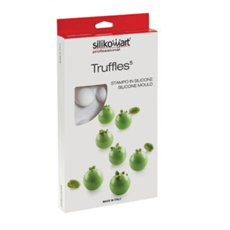 Silikomart - Moule en silicone truffes 5 ml, 35 cavités
