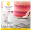 Wilton Rotating Cake Stand high and low