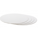 Cake Board white 20 cm diameter, 3 mm thick
