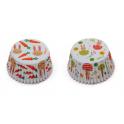 Cupcake Backförmchen Osterhase, 36 Stück