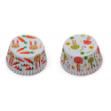 Caissettes à cupcakes lapin de Pâques, 36 pièces