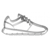Cookie cutter Running shoe, approx. 8 cm