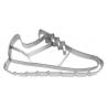 Emporte-pièce - Chaussure de course, approx. 8 cm