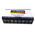 Celebakes - Colorants en poudre, set de 8