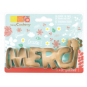 Cookie Cutter - Merci, 14 cm