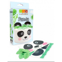 ScrapCooking - Décorations azyme, kit Panda