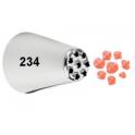 Douille en acier inoxydable 234 Wilton (herbe)