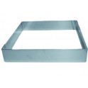 Decora - Baking frame, 20 x 20 x 6 cm